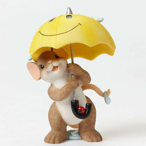 Charming Tails Let A Smile Be Your Umbrella